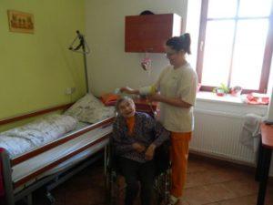 Pečovatelské domy - Svět pro seniory